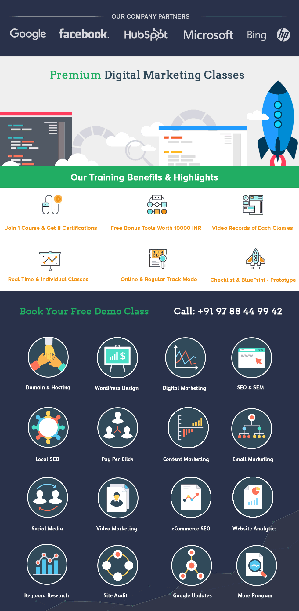 Digital Marketing Training Course Coimbatore